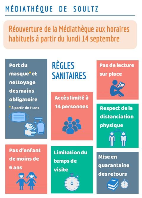 Règles sanitaires