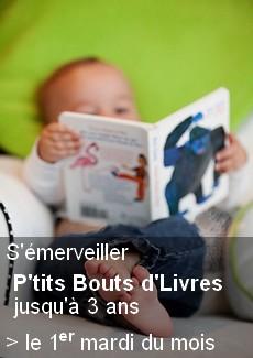 Pt'its bouts d'livres