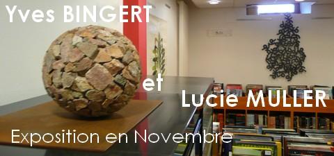 Exposition Bingert / Muller