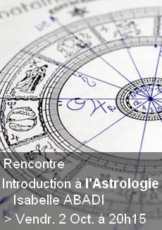 Découverte de l'Astrologie