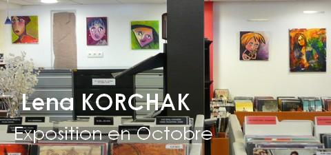 Exposition Lena KORCHAK