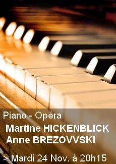 Piano - Opéra