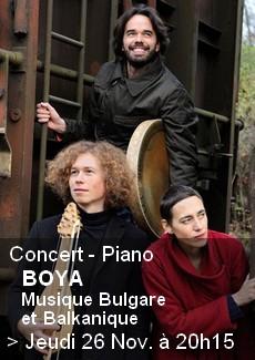 Piano - Musique Bulgare