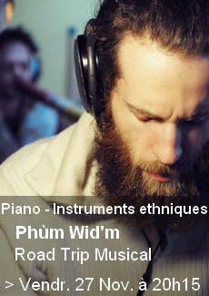 Piano - Instruments ethniques