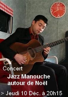 Jazz Manouche de Noël
