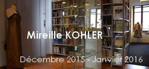 Exposition Mireille Kohler