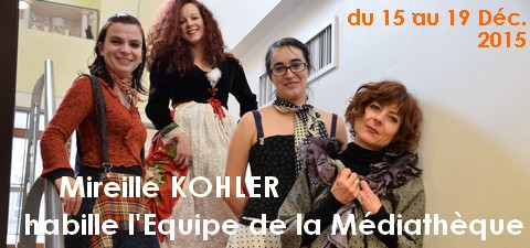 Collection Mireille Kohler