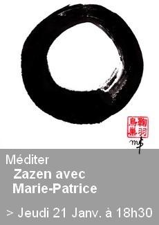 Zen à la Médiathèque