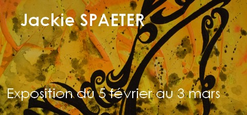 Exposition Jackie Spaeter