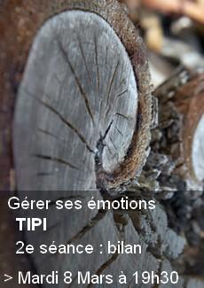 Tipi : Gérer ses émotions
