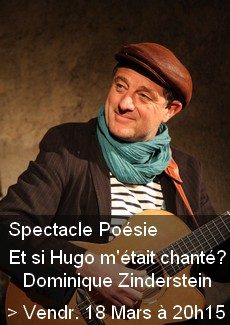 Spectacle Poésie