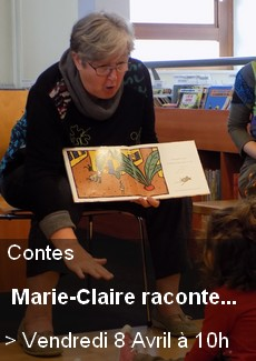 Marie-Claire raconte
