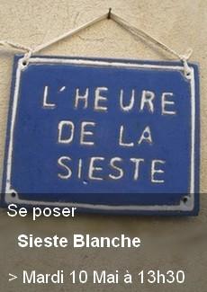 Sieste Blanche