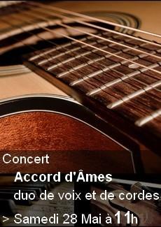 Micro Concert duo cordes et voix