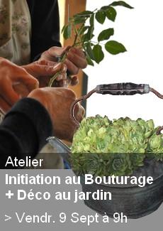 Atelier Boutures & Déco