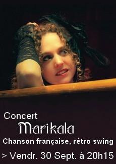 Concert Marikala