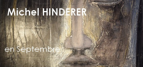 Exposition Michel Hinderer