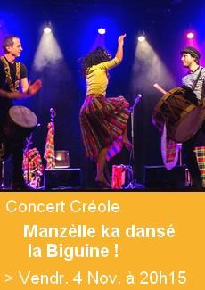 Concert Créole