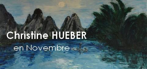 Exposition Christine Hueber