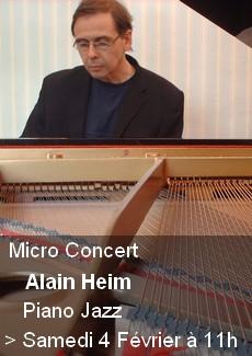 Micro-Concert - Piano Jazz