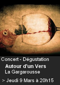 Concert - Dégustation