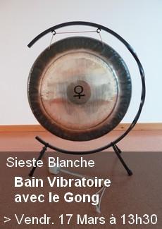 Sieste Vibratoire