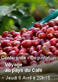 Voyage au Pays du Café