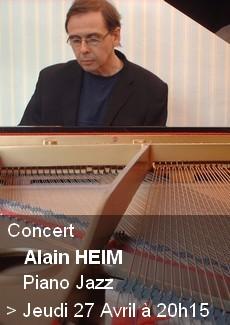 Concert - Piano Jazz