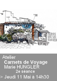 Atelier Carnet Voyage