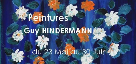 Exposition Guy Hindermann