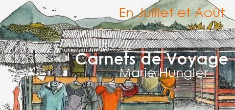 Exposition - Carnet de Voyage