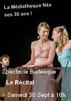 Spectacle Burlesque