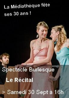 Spectacle Burlesque
