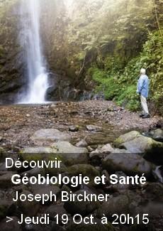 Géobiologie - Joseph Birckner