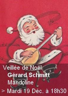 Concert de Noël à la Mandoline