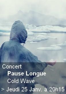 Concert Cold Wave