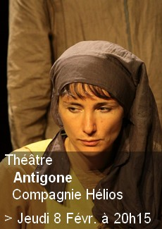 Théâtre - Antigone