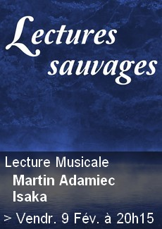 Lectures Sauvages