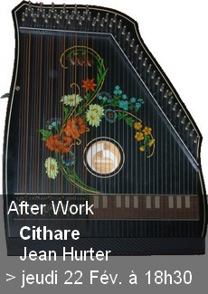 After Work - Cithare