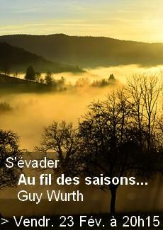L'Alsace au fil des saisons