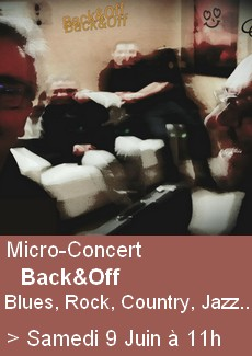 Micro Concert - Blues, Rock, Country, Jazz...