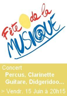 Concert - Fête de la Musique
