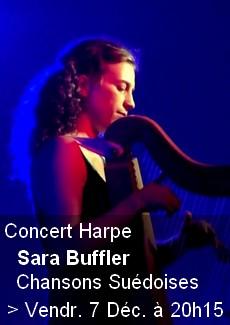 Concert Harpe
