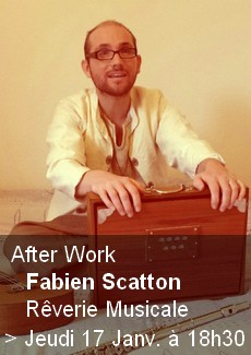 After Work - Fabien Scatton