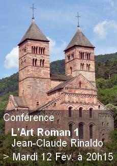 L'Art Roman, l'Architecture