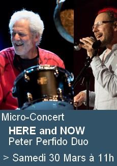Micro Concert -Peter Perfido