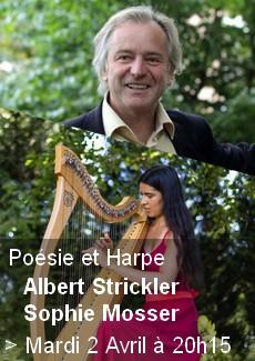 Poésie et Harpe