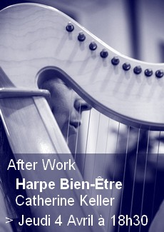 After Work - Harpe Bien-Être