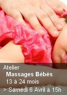 Atelier Massage Bébés
