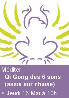 Mantras : Qi Gong des 6 sons